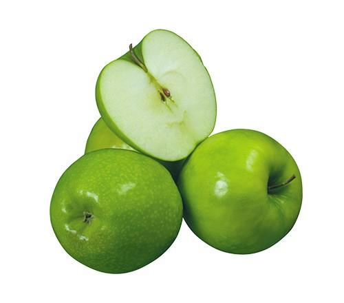Зеленое яблоко клипарт | Коллекция изображений Зеленое Яблоко Клипарт