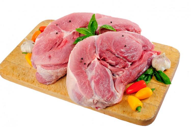 фото свиной окорок